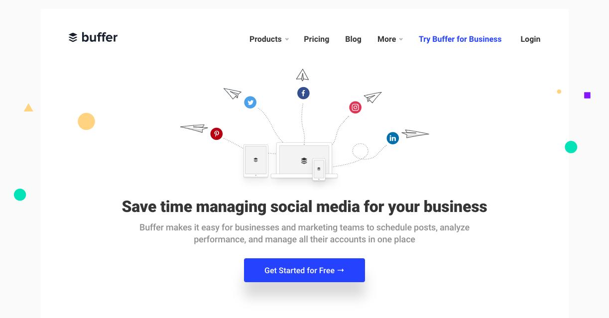 Apps for entrepreneurs - Buffer