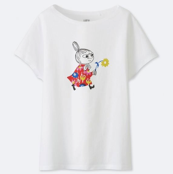 Uniqlo collaborations - Moomin