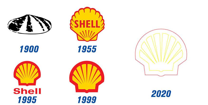 shell, shell logos, shell design,