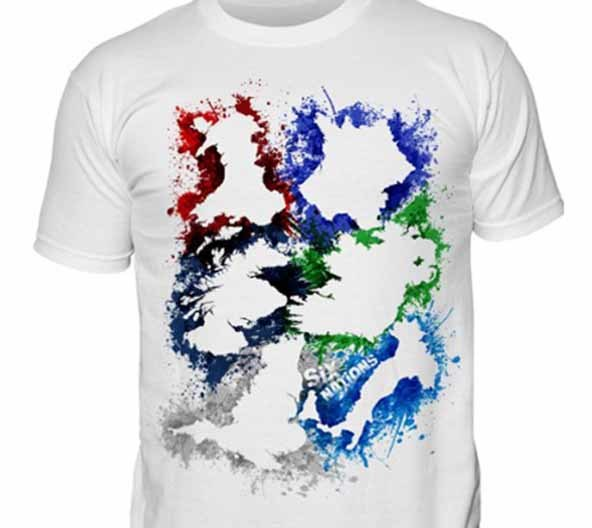 six nations, six nations t-shirt, best events 2014, best events, best events t-shirt