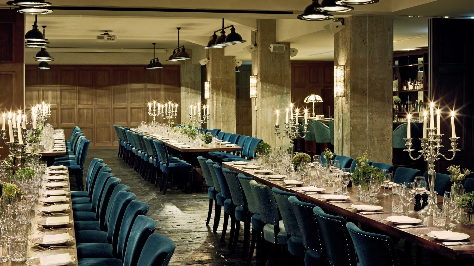 soho house, private dining rooms london