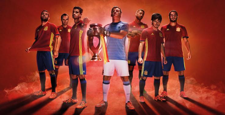 Spain kit