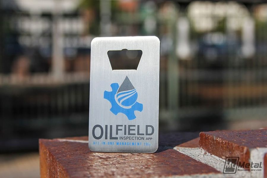 Stainless-Steel-Bottle-Opener-Business-Card-With-Blue-Logo-452716