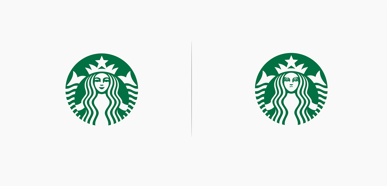 Starbucks affeted by the brand