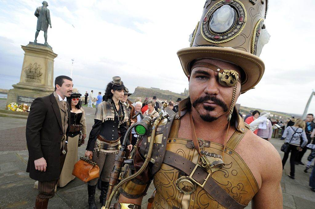 steampunk, urban tribe