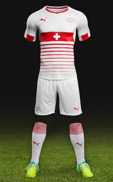 Switzerland away