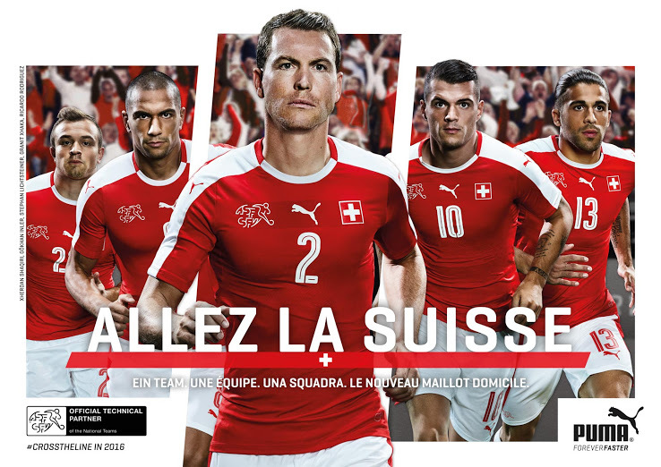 Switzerland kit