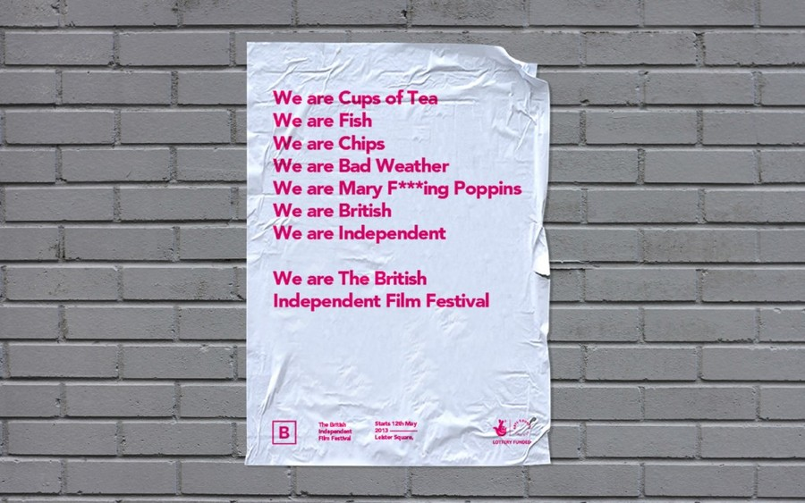 The British Independent Film Festival