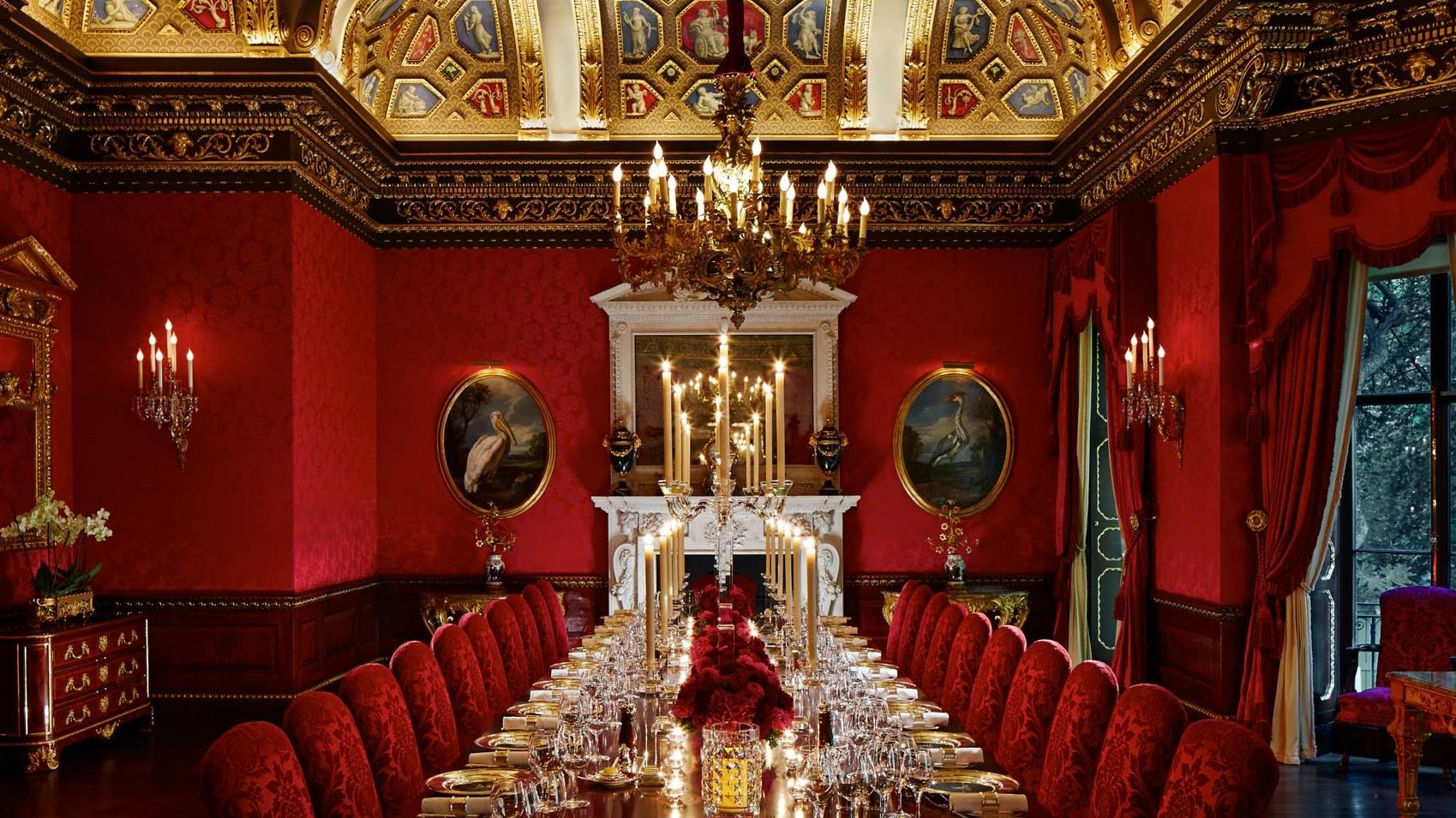 private dining rooms london, the ritz