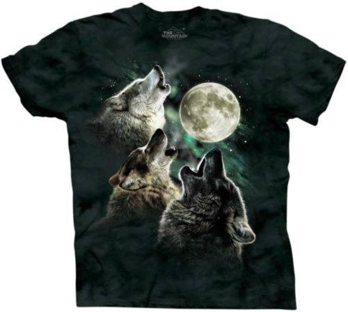 three wolf moon - t-shirt
