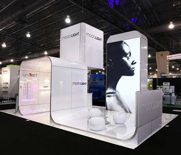 Exhibition Displays Glasgow : Beautiful trade show stands from events in the uk and