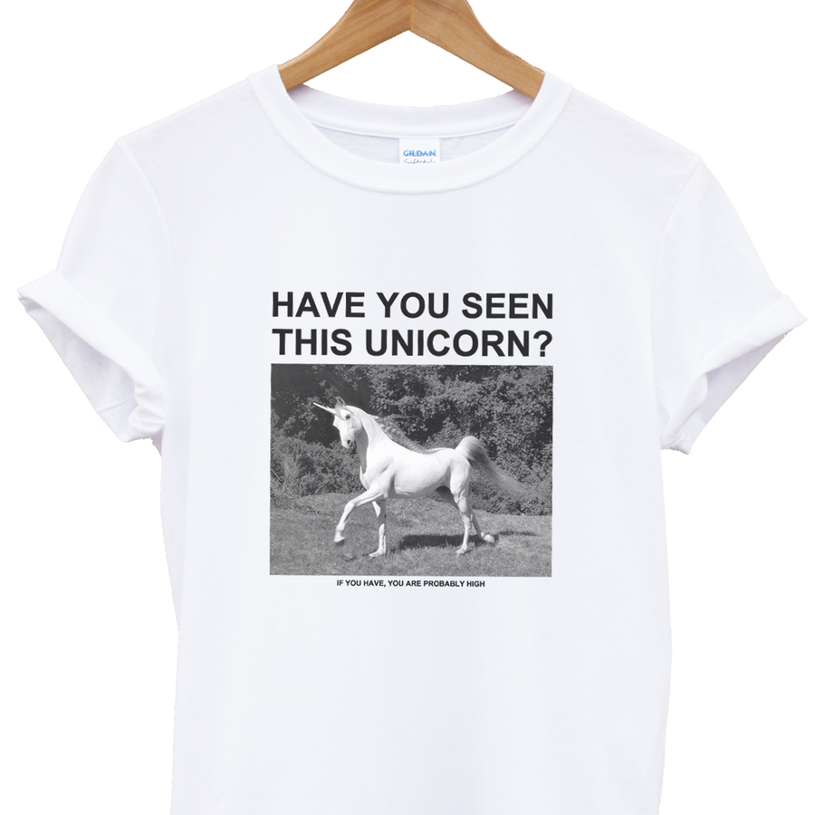 #TshirtTuesday: The Magic of Unicorn t-shirts