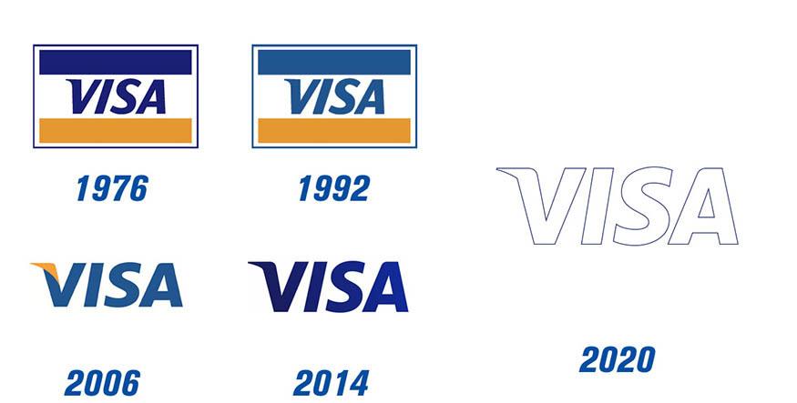 visa, visa logos, visa design