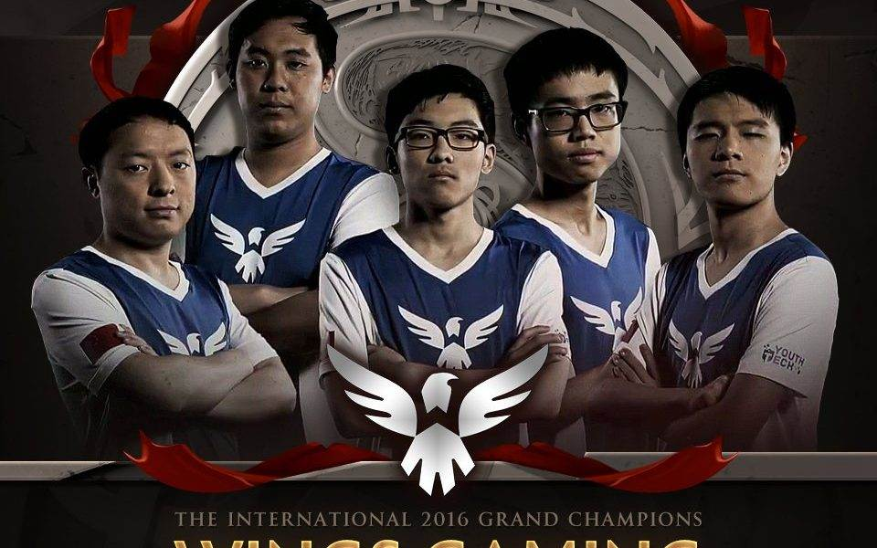 Wings gaming, eSports Teams