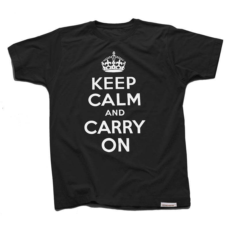 Keep calm and... Iconic t-shirts