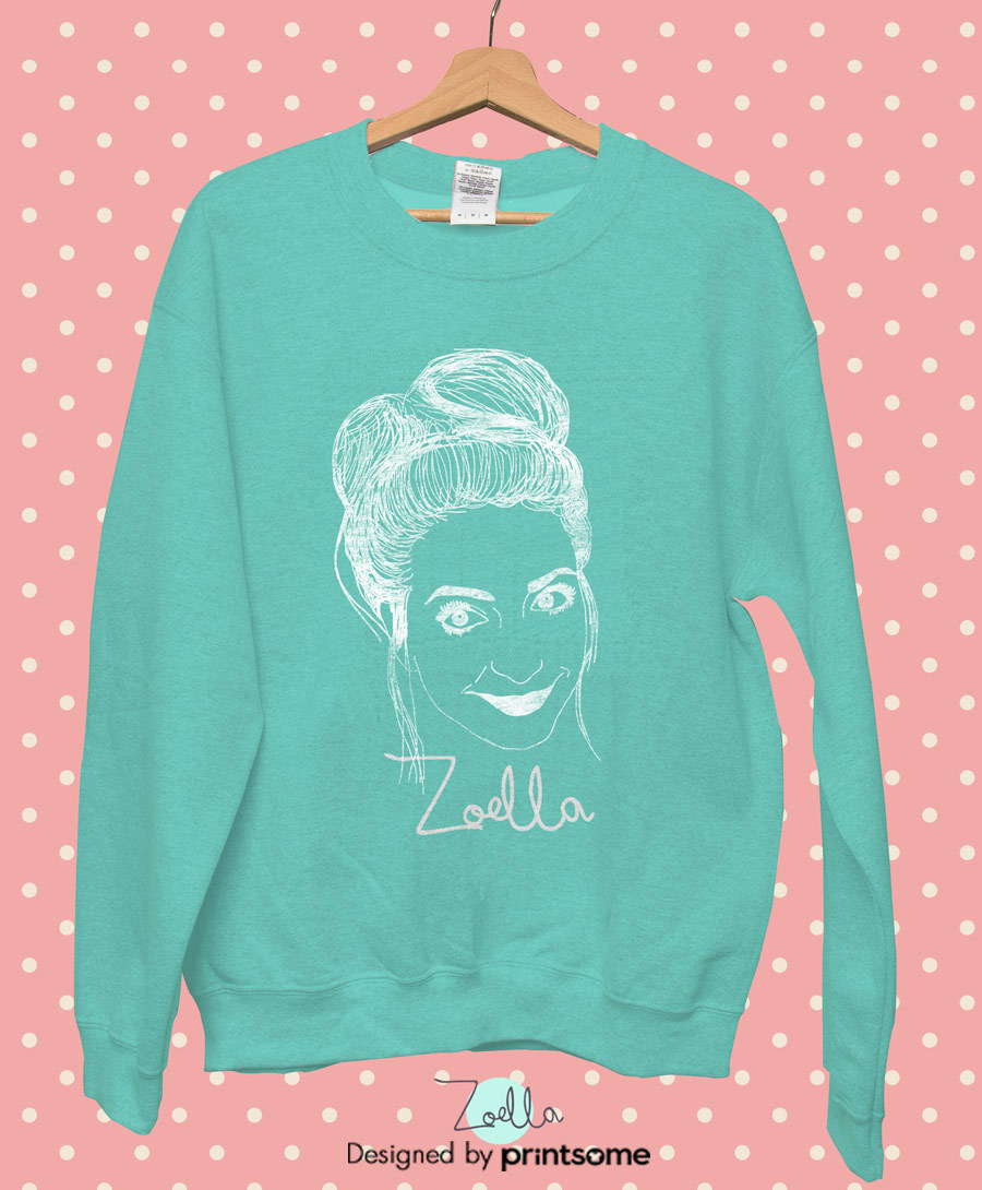 Zoella-illustration-jumper