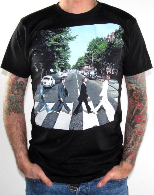 abbey road t-shirt