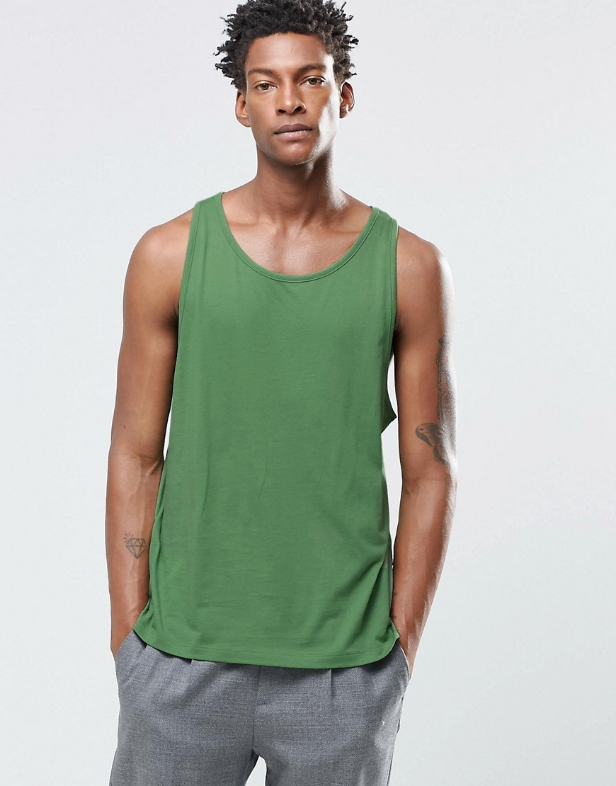 Green Vest by ADPT
