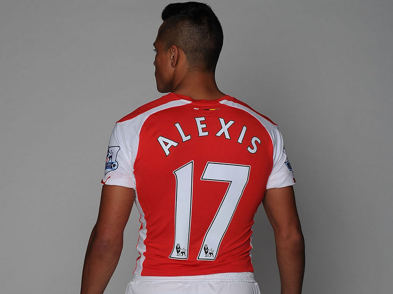 alexis sanchez, arsenal, premier league, football