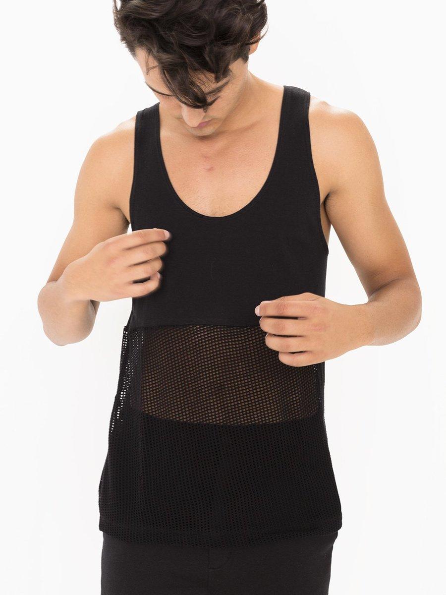Mesh vest by American Apparel