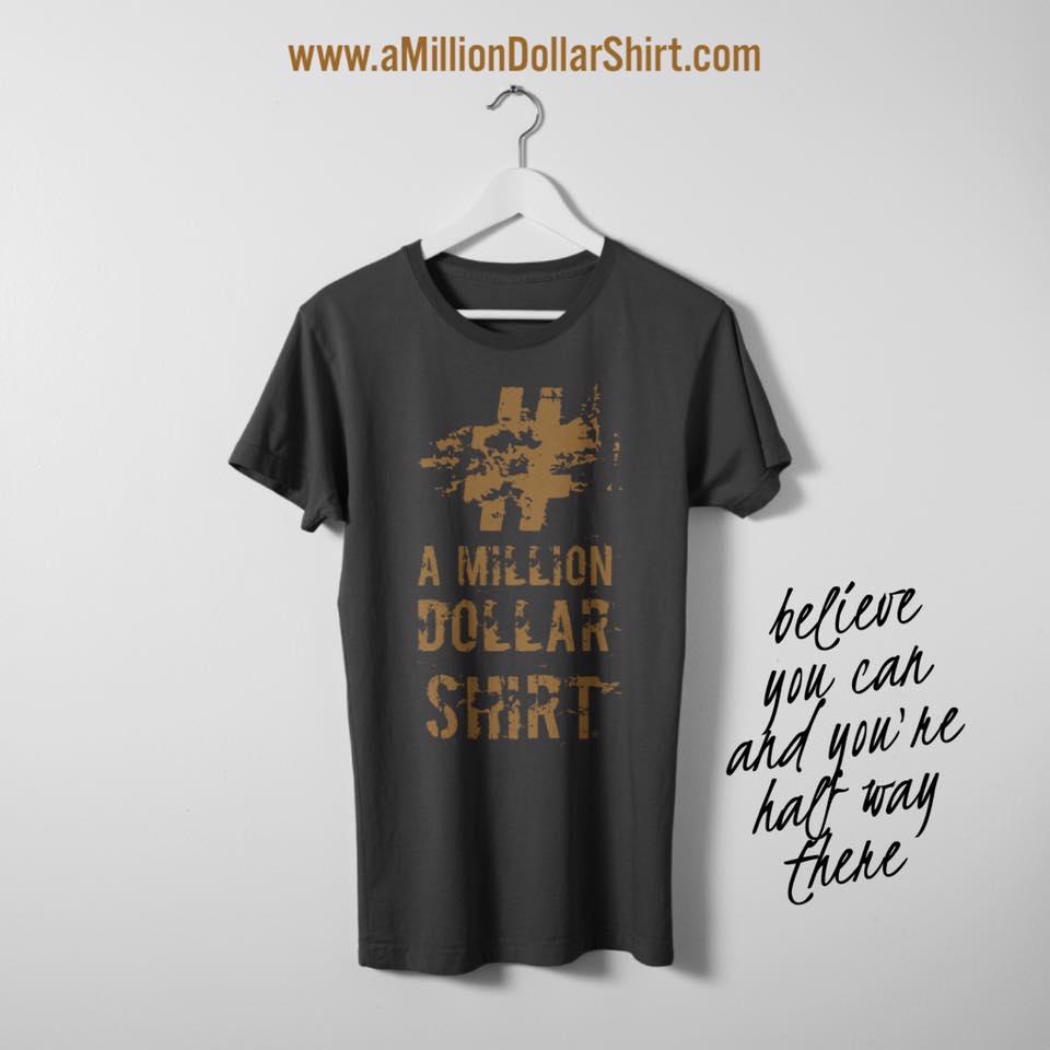 amilliondollar shirt