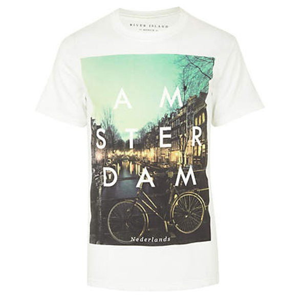 amsterdam, amsterdam t-shirt, t-shirts of cities,