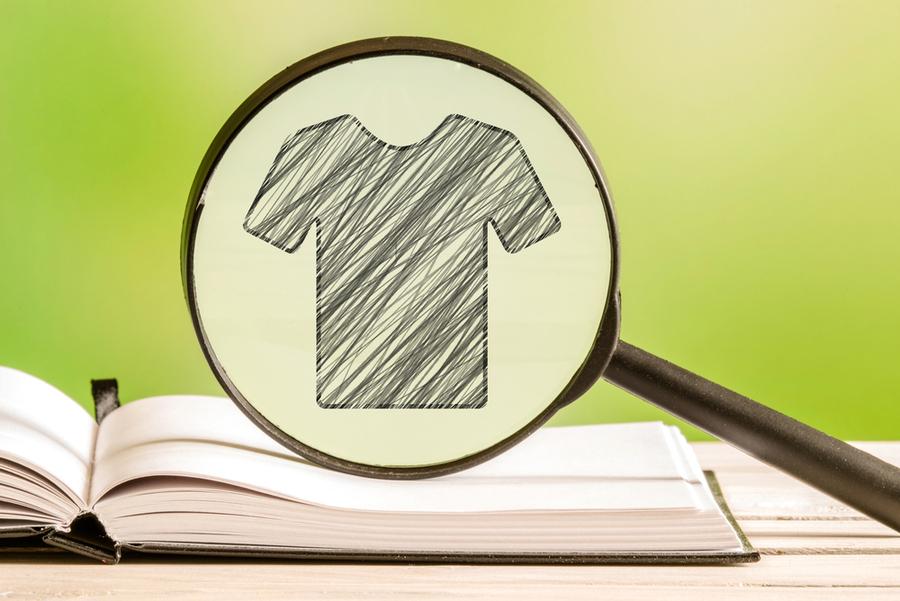 analyse t-shirt