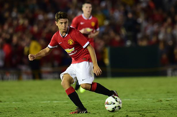 ander herrera, manchester united, premier league, football
