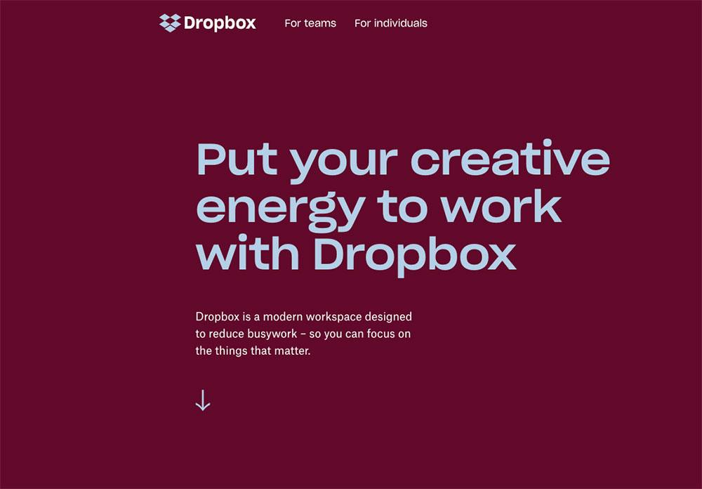 Apps for entrepreneurs - Dropbox