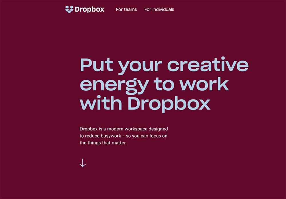 Apps for entrepreneurs - Dropbox