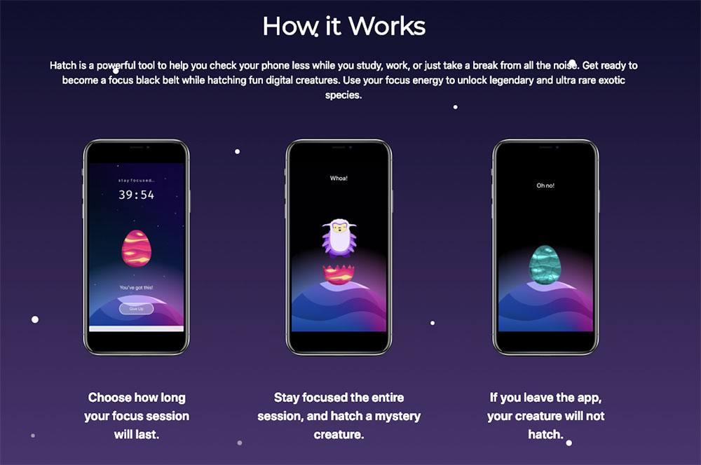 Apps for entrepreneurs - Hatch