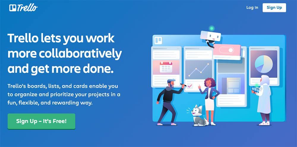 Apps for entrepreneurs - Trello