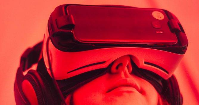 augmented reality (AR) and Virtual Reality (VR) for events