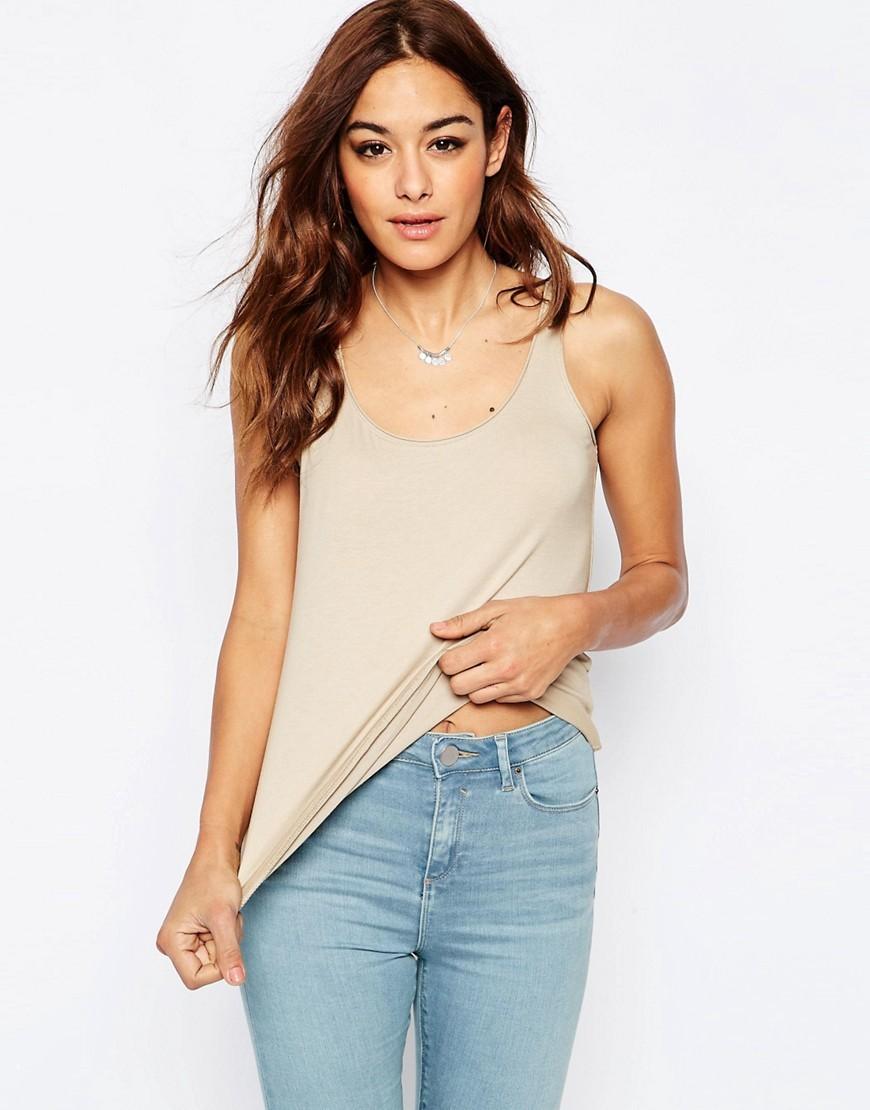 Vest top by ASOS