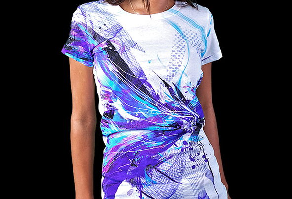 awesome design t-shirt, colourful design t-shirt, artistic t-shirt, art on t-shirt, art, t-shirt