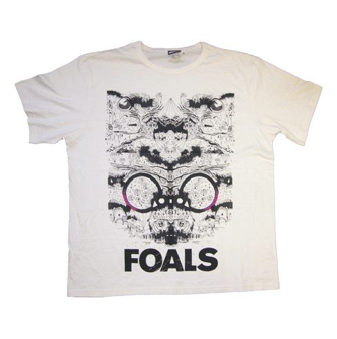 Band Merchandise: Foals