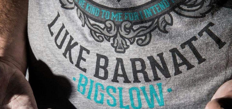 T-shirt printing crosses into UFC