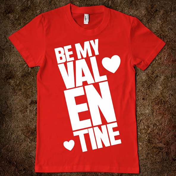 Valentineu0027s Day T Shirts: T Shirt Printing U0026 Design Ideas, T Shirt