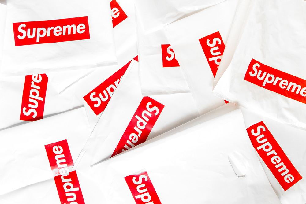 best streetwear brands, supreme