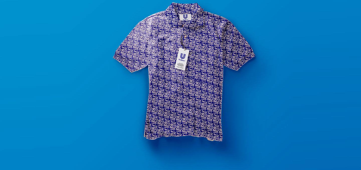 We Designed Personalised Polo Shirts For Famous Brands