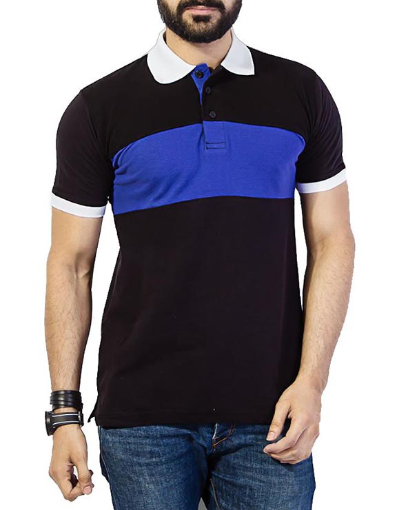 polo shirt, polo shirt printing, printed polo shirt, black polo shirt