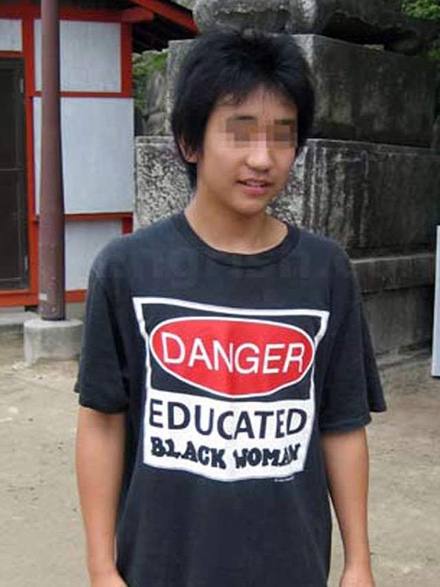 Worst Tshirt Printing Fails Ever For Real - Hilariously translated asian shirts