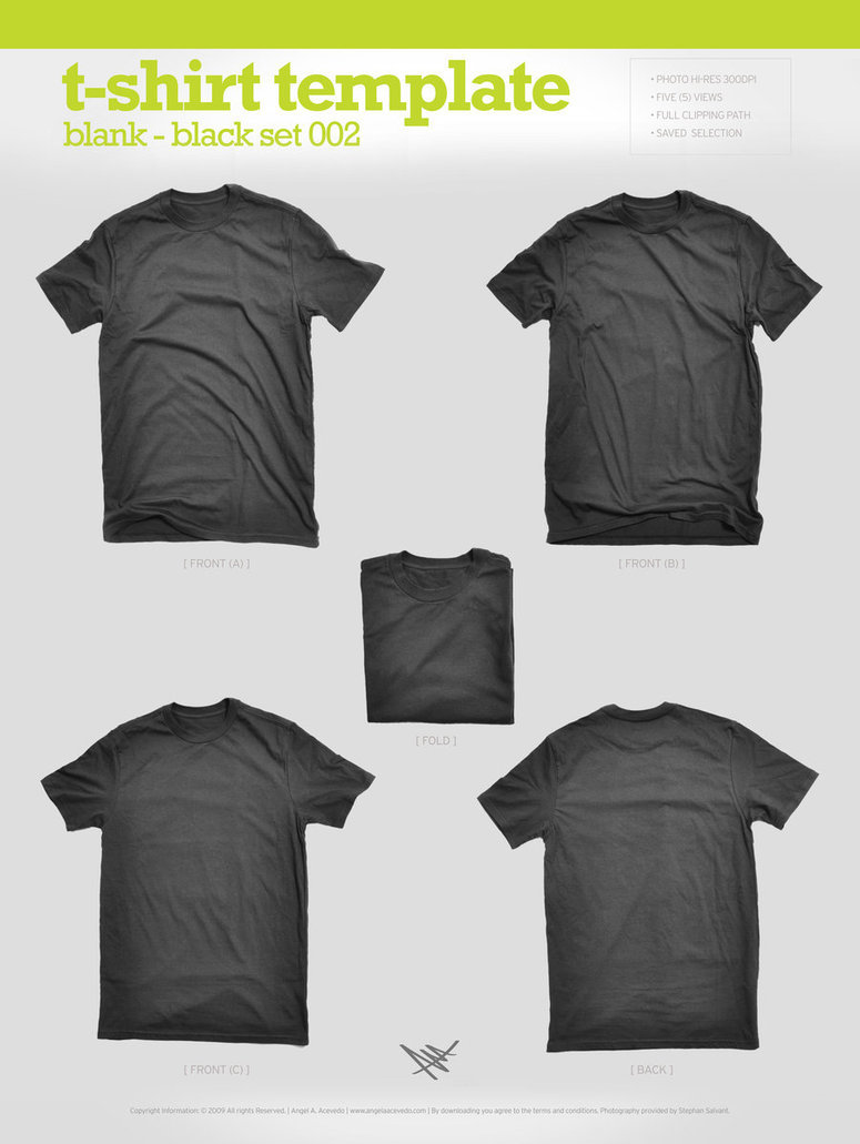 Blank black t shirt front and back - T Shirt Template Black T Shirt Template T Shirt Mockup