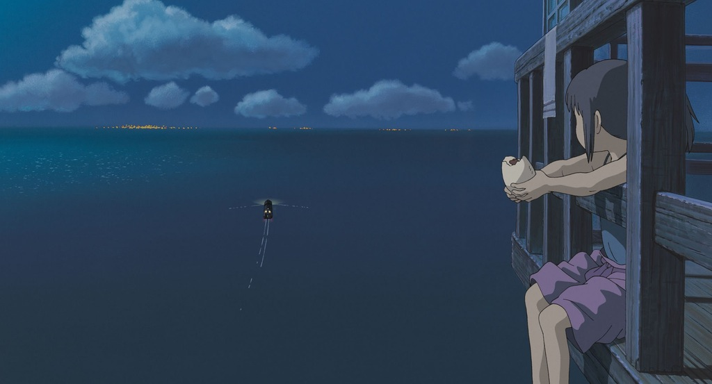 "Screenshot from ""Spirited Away"""