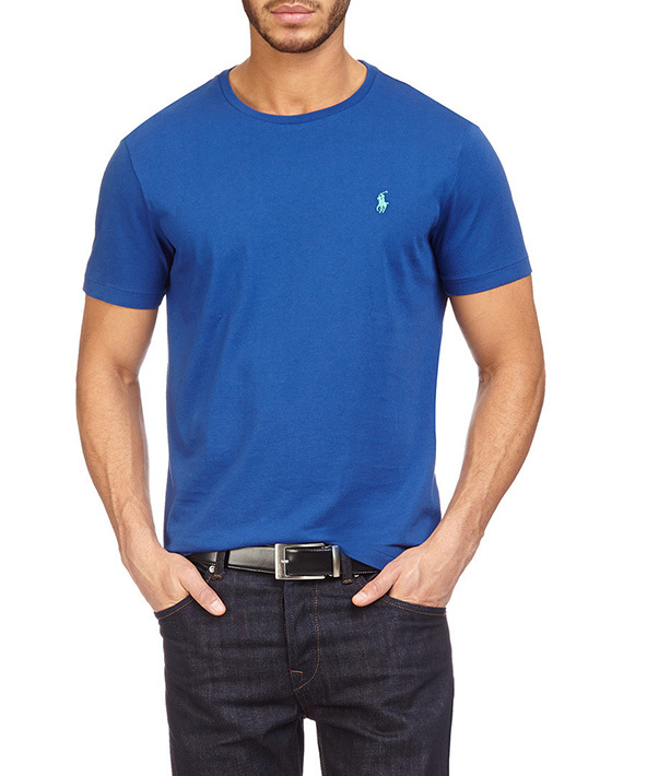 plain blue t-shirt, autumn, t-shirt