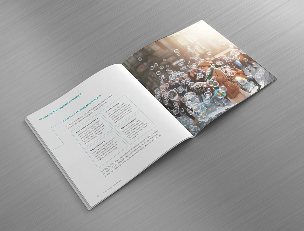 Booklet - How to prepare a booklet for printing