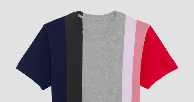 Special Cedric Charlier T-shirt for Fruit of the Loom