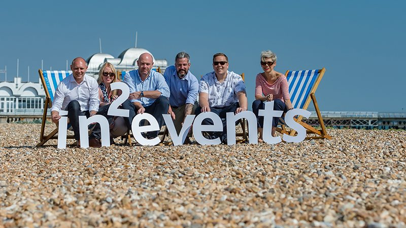 british event agencies, in2events