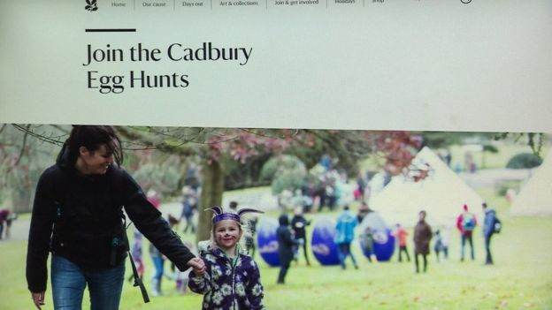 cardbury, egg hunt, marketing fail