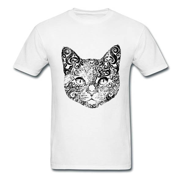 cat t-shirt, best cat t-shirt, cat design t-shirt